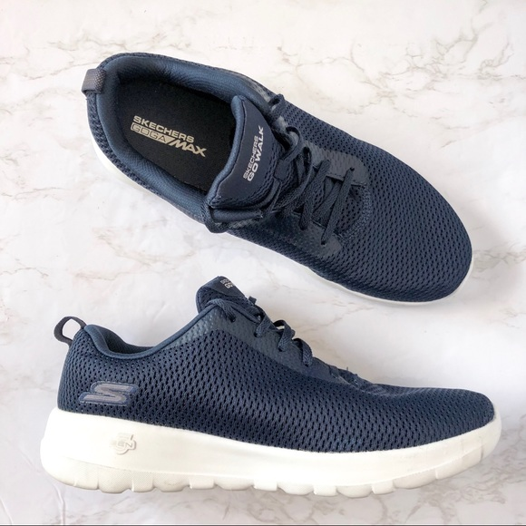 Skechers Goga Max Sneakers Blue